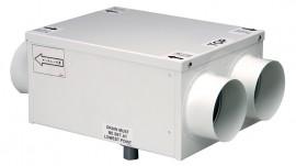 Poze HR 100 - 70 m³/h - Mini centrala de ventilatie cu recuperare de caldura