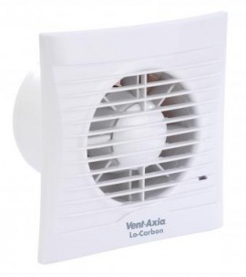Poze Ventilator baie consum redus Lo-Carbon Silhouette 100