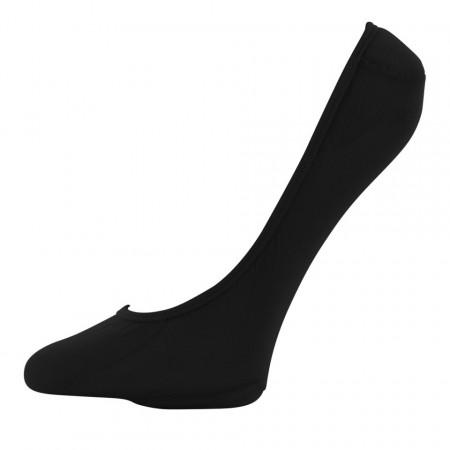 Дълбоко изрязани чорапи за обувки FANTASTIC FOOTIES Airplus, черни