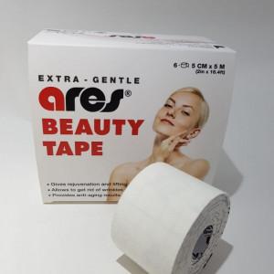 Кинезио тейп лента за лице Ares Beauty Tape (Южна Корея)