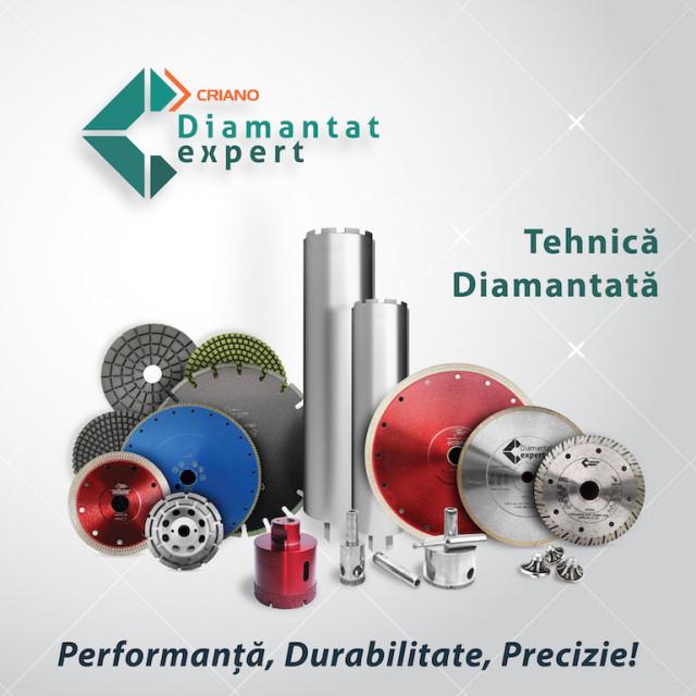 Tehnica Diamantata - Discuri Carote Cupe