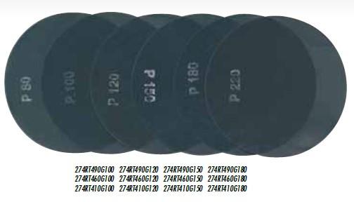 Disc din panza pt. finisari pardoseli, 2 fete Ø490mm, gran. 180 - Raimondi-274RT490G180( 512490)
