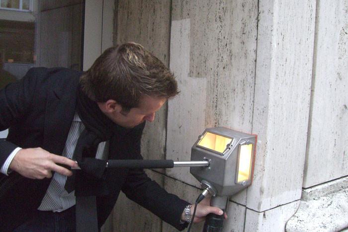 Masina de sablat / curatare pt. decor urban / scos graffiti - FEVI-TORNADO imagine criano.com