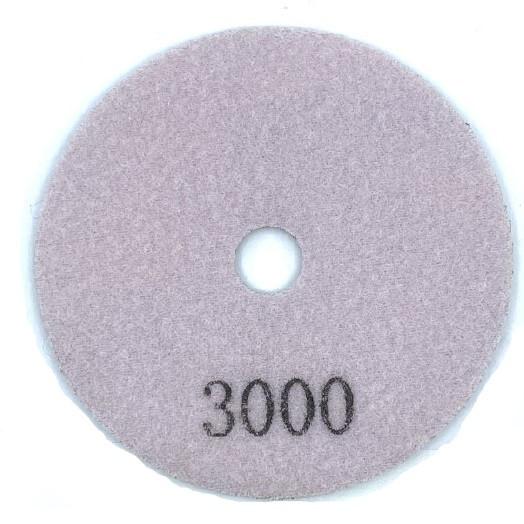 Paduri / dischete diamantate pt. slefuire uscata #3000 Ø100mm - DXDY.DRYPAD.100.3000 imagine criano.com