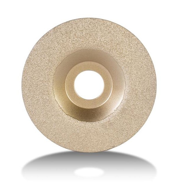Disc diamantat pt. slefuit placi ceramice 100mm, VDF 100 fin Pro - RUBI-31974 imagine criano.com