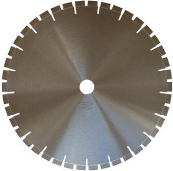 Disc DiamantatExpert pt. Granit - Sandwich 650x60 (mm) Profesional Standard - DXDH.1117.650.10.60 imagine criano.com