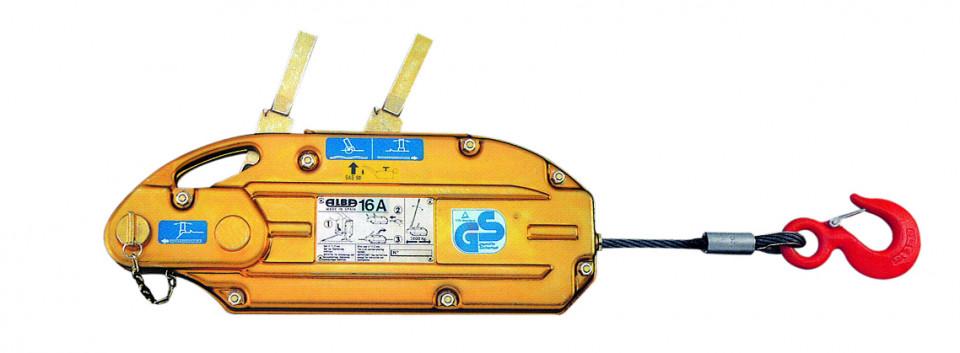 Troliu cu cablu 1600kg - Alba-16-A imagine criano.com