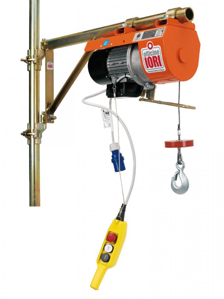 Electropalan Profesional 150 kg, 18 metri cablu - IORI-DM150E-18m imagine criano.com