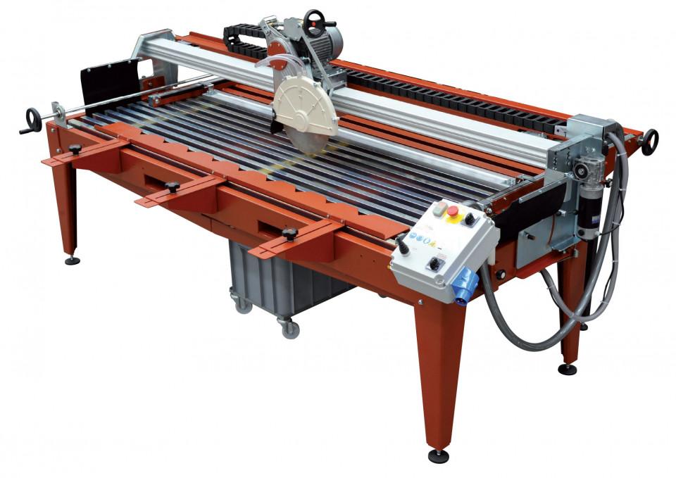 Masina automata de taiat gresie, faianta, placi 180cm, 2.2kW, CM 180 Automatic - Raimondi-379ADV230( 512233)