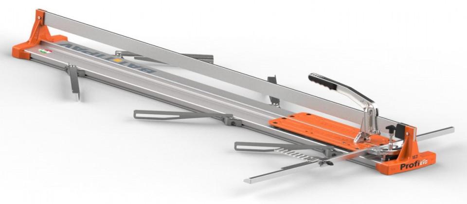 Masina de taiat gresie, faianta 5-15mm, 163cm, Profi 160 Alu - Battipav-61600