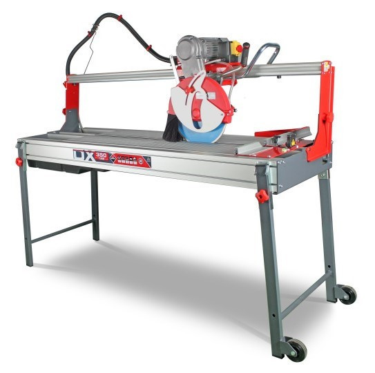 Masina de taiat materiale si placi 148.5cm, 2.2kW, DX-350-N 1300 Laser & Level ZERO DUST 230V-50 Hz. - RUBI-52915
