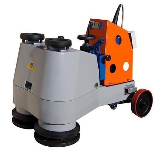 Masina pt. slefuire si polisare pardoseala din marmura, 330mm, 5.5 kW, GAZZELLA 2T - Mondial imagine criano.com