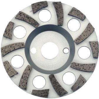 Cupa diamantata ventilator - Beton/Abrazive 125mm Premium - DXDH.4112.125( 511817)