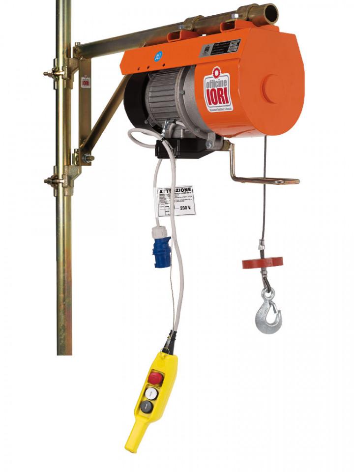 Electropalan Profesional 200 kg, 50 metri cablu - IORI-DM200I-VX50m imagine criano.com
