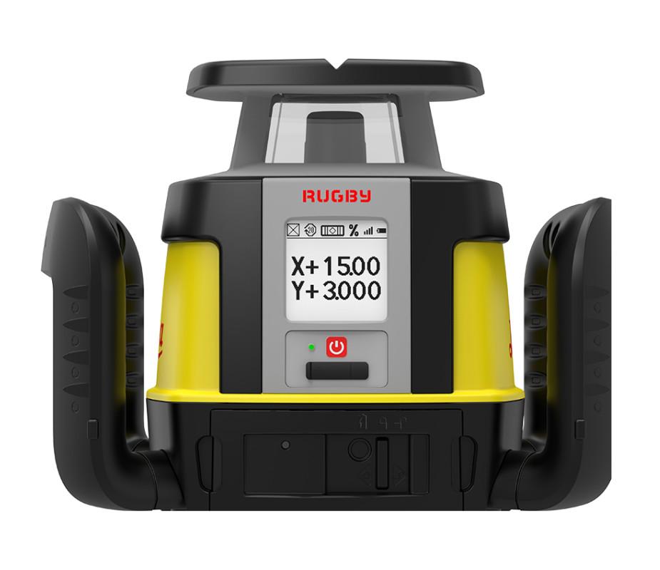Nivela Laser Rotativa Rugby CLI - Leica imagine criano.com