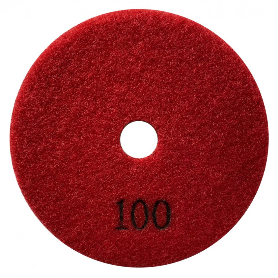 Paduri / dischete diamantate pt. slefuire uscata #100 Ø100mm - DXDY.DRYPAD.100.0100 imagine criano.com