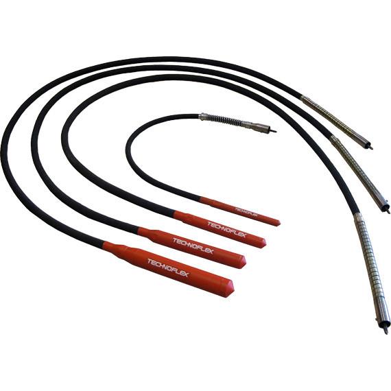 Transmisie Flexibila Completa Rabbit - Technoflex (Ø capului vibrator (mm): 60, Lungimea axului (m): 5) imagine criano.com