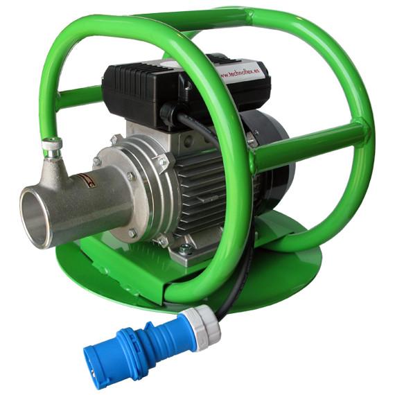 Vibrator de beton Clasico, motor electric 1,1kW - 3000rpm - Technoflex( 513052)