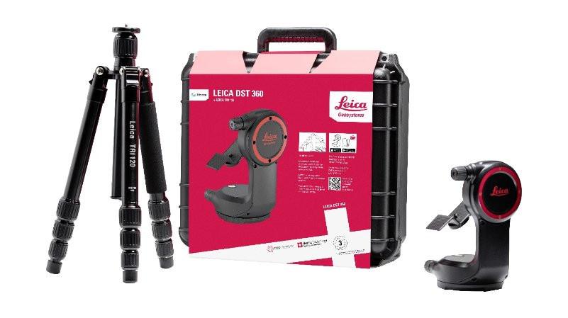 Adaptor DST 360 + Trepied TRI 120 - Leica-848783 imagine criano.com