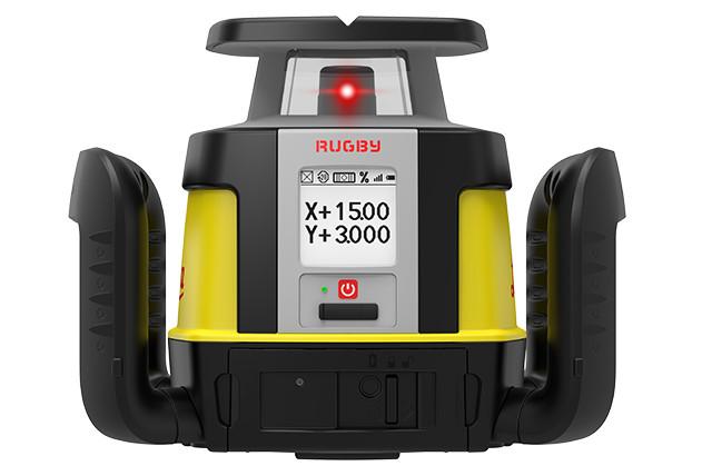 Nivela Laser Rotativa Rugby Clh Continut Doar Instrumentul