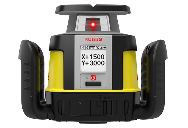 Nivela Laser Rotativa Rugby CLH - Leica (Continut:: Pachet Complet) imagine criano.com