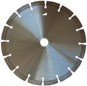 Disc DiamantatExpert pt. Granit & Beton Armat - Laser 350mm Premium - DXDH.18007.350 (Ø interior disc: 30mm) imagine criano.com