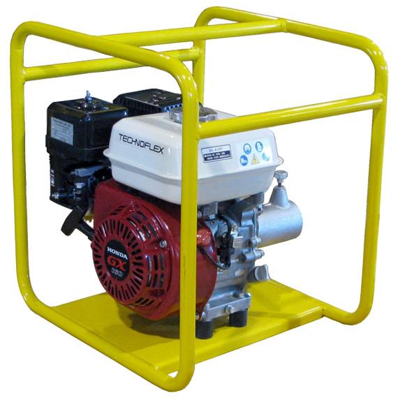 Motor Clasico pt. Vibratoare Pendulare, Honda GX-160, 5.5 Hp - Technoflex-141564R012 imagine criano.com