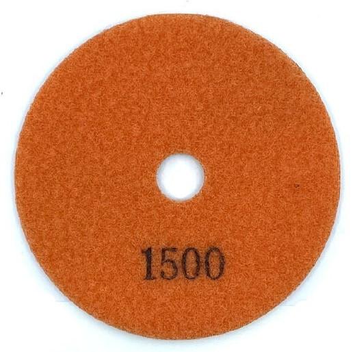 Paduri / dischete diamantate pt. slefuire uscata #1500 Ø100mm - DXDY.DRYPAD.100.1500 imagine criano.com