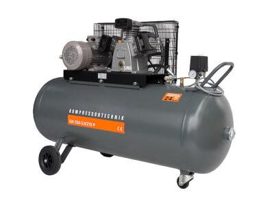 Compresor cu piston - Profesional 3kW , 530 L/min - Rezervor 270 Litri - WLT-PROG-530-3.0/270 imagine criano.com