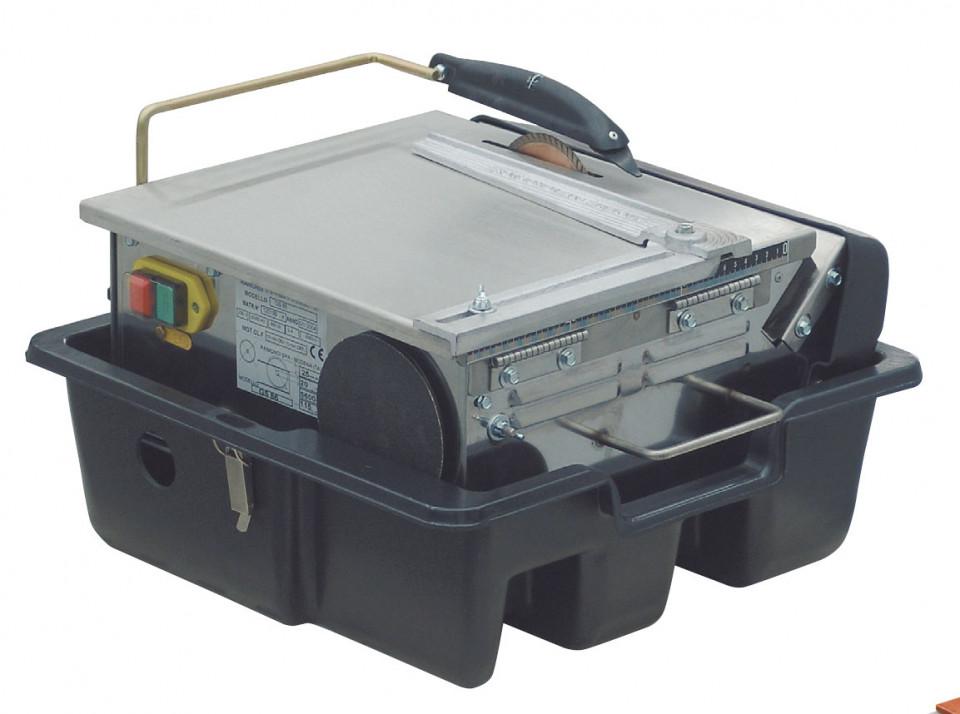 Masina de taiat gresie, faianta 0.66kW, disc 115mm, GS86 - Raimondi-125INOXF( 512313)