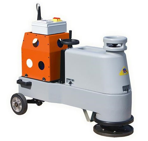 Masina pt. slefuire si polisare pardoseala din marmura, 300mm, 2.2 kW, GAZZELLA - Mondial imagine criano.com