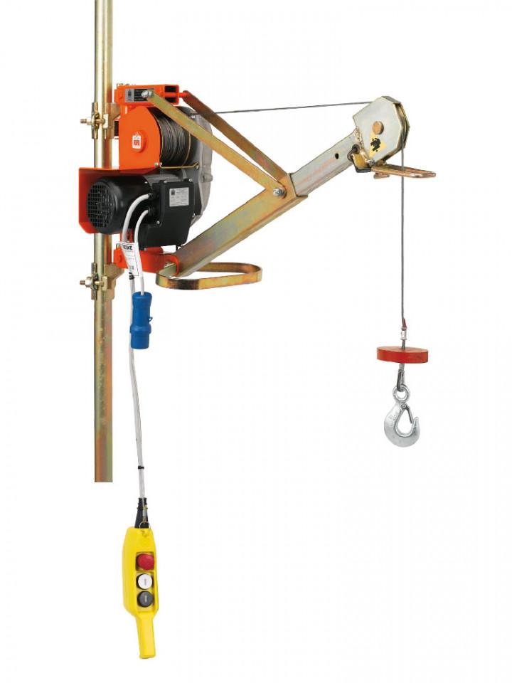 Electropalan Profesional 200 kg, 18 metri cablu - IORI-DM200CONDOR imagine criano.com
