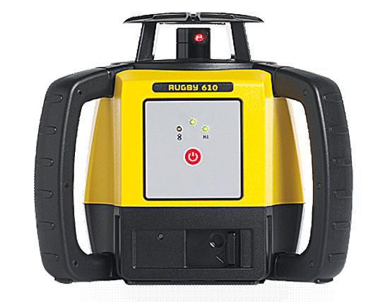 Nivela Laser Rotativa Rugby 610 - Leica (Continut:: Pachet Complet) imagine criano.com