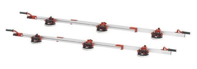 Sistem de transport pt. placi de dimensiuni mari, Easy-move MK IV - 6 ventuze RV175, 320cm - Raimondi-432EM04CA imagine criano.com