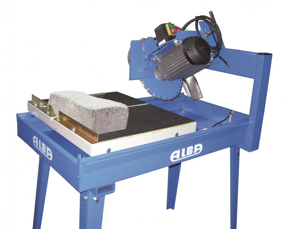 Masina de taiat materiale de constructii 54cm, 4 CP - Alba-TVR-450-4( 512941)