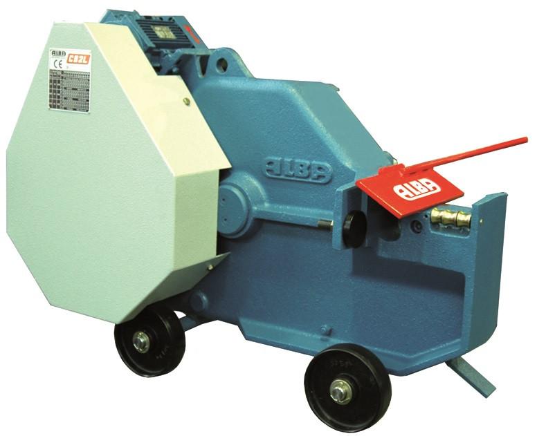 Masina mecanica pentru taiat fier beton - Alba-C52L imagine criano.com