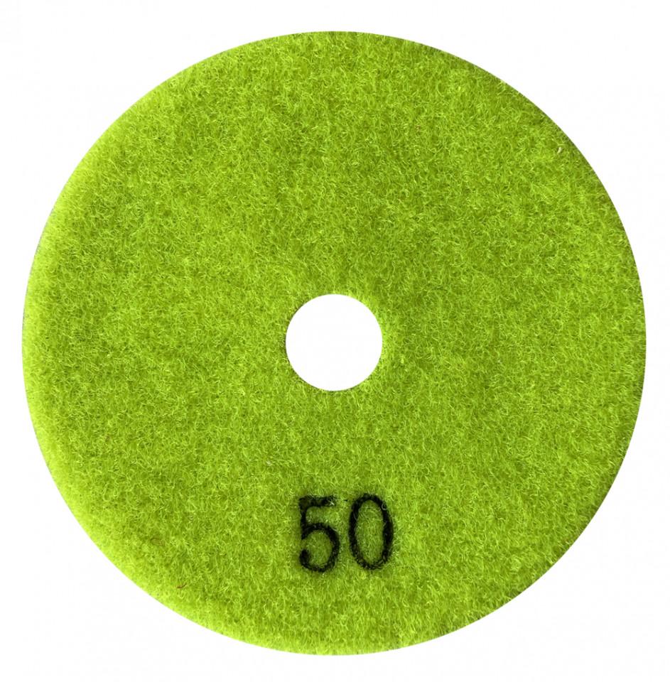 Paduri / dischete diamantate pt. slefuire uscata #50 Ø125mm - DXDY.DRYPAD.125.0050 imagine criano.com