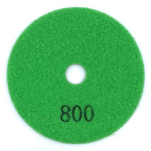 Paduri / dischete diamantate pt. slefuire uscata #800 Ø100mm - DXDY.DRYPAD.100.0800 imagine criano.com