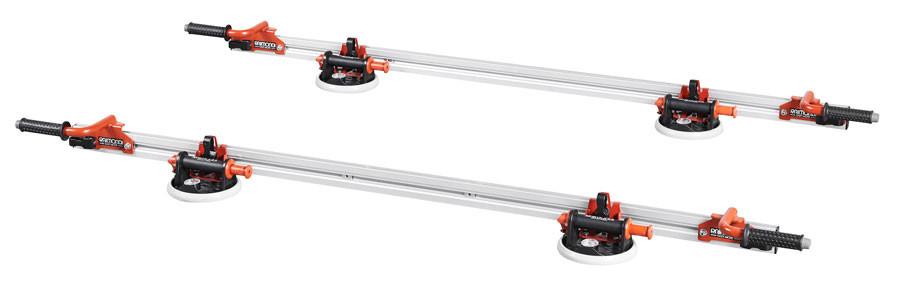 Sistem de transport pt. placi de dimensiuni mari, Easy-move 150 - 4 ventuze RV175, 150cm - Raimondi-432EM04V150 imagine criano.com