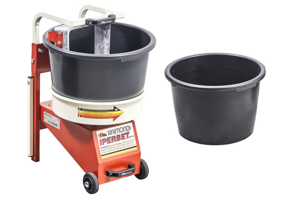 Amestecator / mixer pt. adezivi / mortar 45l, 0.37kW, IPERBET - Raimondi-110 imagine criano.com