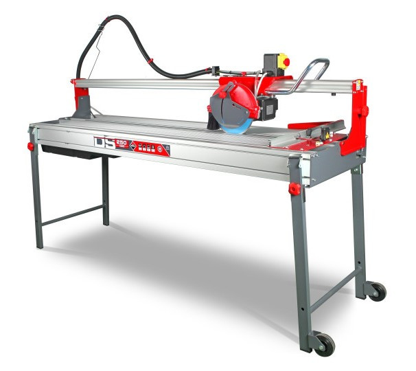 Masina de taiat gresie, faianta si placi 152cm, 2.2kW, DS-250-N 1500 Laser & Level ZERO DUST 230V-50 Hz. - RUBI-52940 imagine criano.com