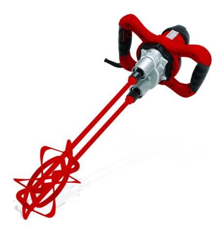 Mixer / amestecator pt. adezivi / mortar 1350W, Profesional, RUBIMIX-9 DUPLEX 210/240V 50/60HZ - RUBI-25943 imagine criano.com