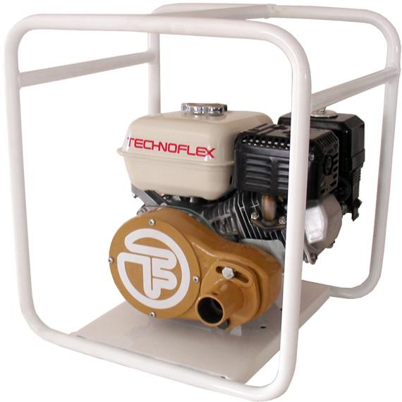Motor Vibrator Rabbit, benzina Honda GX-160, 5.5 Hp - Technoflex-141040R012 imagine criano.com
