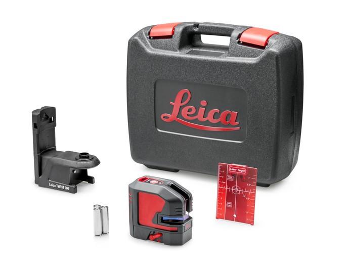 Nivela Laser cu 5 Puncte, Lino P5 - Leica-864427( 513141)