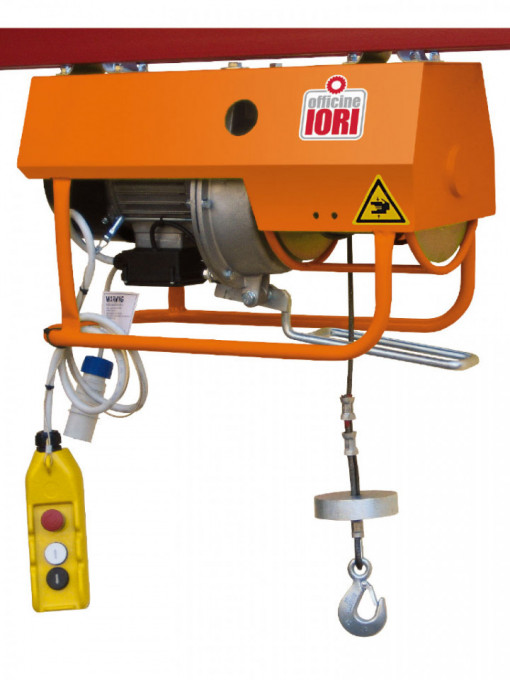 Electropalan Profesional 500 kg, 40 metri cablu - IORI-DM500MAX-40m