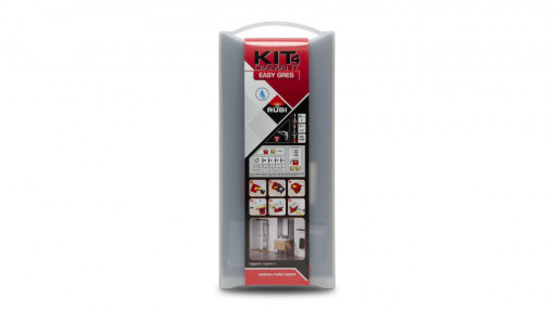 Kit carote diamantate EasyGres 6, 8, 10, 12mm, 4 buc. - RUBI-4904