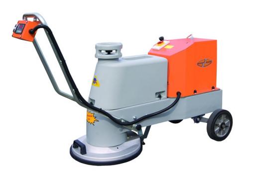 Masina pt. slefuire si polisare pardoseala din marmura, 500mm, 5.5 kW, GAZZELLA Multi-speed - Mondial