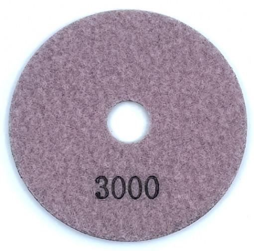 Paduri / dischete diamantate pt. polish umed #3000 100mm Super Premium - DXDH.23007.100.3000