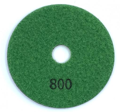 Paduri / dischete diamantate pt. polish umed #800 125mm Super Premium - DXDH.23007.125.0800