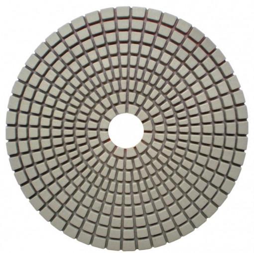 Paduri / dischete diamantate pt. slefuire uscata de pardoseli, #400 125mm - Super Premium - DXDH.25007.125.0400